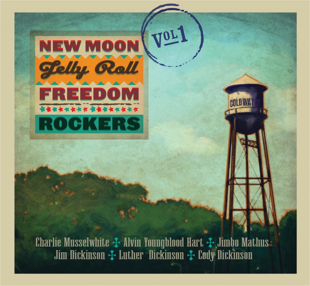 New Moon Jelly Roll Freedom Rockers Vol. 1